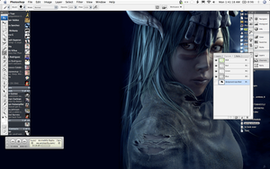 Neliel - Desktop Screenshot by flipx3ro