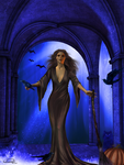The Witching Hour by emmaalvarez