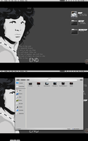 Jim Morrison is alive :P by Staxxy