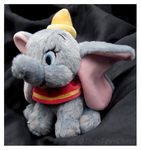Disney Store - Mini Bean Bag Plush Dumbo by The-Toy-Chest
