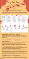 Zombie Survival Tutorial p2 by Glittercandy