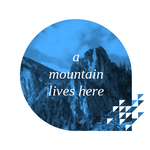 a mountain lives here by infinimatum
