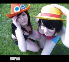 One Piece Gender Bender II by NUPAN