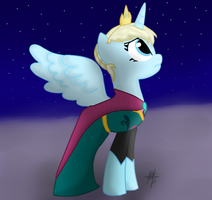 Elsa Frozen Mlp by catmlp2000
