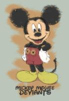 Mickey Mouse Deviants by MickeyMouseDeviants