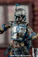 Zombie Mandolorian 3 by TheProsFromDover