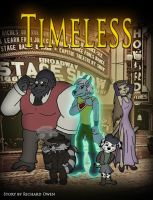 Timeless: Poster by Moheart7