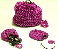 Chainmail Bag v1.1 by ChainedBeauty