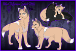 .: Hollow Reference Sheet 2016 :. by MorningAfterWolf