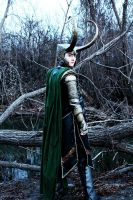 Loki Cosplay - Long Live the King by LaneDevlin