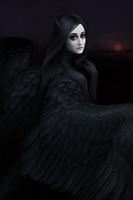 Black Wings by Atenebris