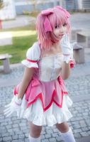 Madoka Kaname Cosplay by DEATHNOTE---L
