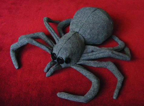 1up tekla the spider by we-are-normal