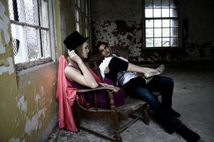 Alone with Discontent by MPhilipPhotography