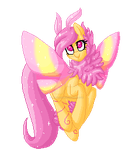[COMMISH 1/7] Maple Pixel Pagedoll by LillyCheese