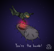 Da Bomb! by GoWaterTribe