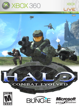 HALO Combat Evolved Ver.1 by AlmightyNabeshin