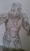 Ironman ( In Progress ) by shasoysen