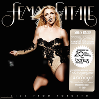 Britney Spears - Femme Fatale Tour by jonatasciccone