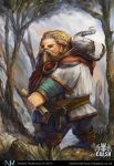 Viking Male Character3 by IndianRose