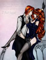 Deathly Lovers. New Version. by HechiceraRip