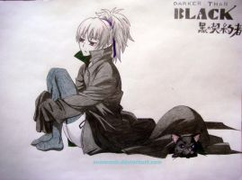 Yin and Mao/Darker than Black by EvanRank