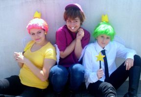 The Fairly OddParents by Rina-Hatakeda