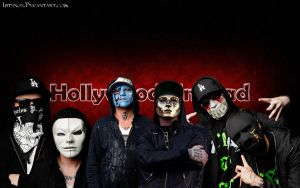 Hollywood Undead Wallpaper by Istenox