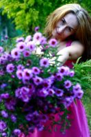 flowers3 by voudrais