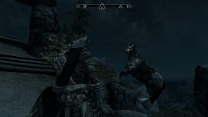 Why I Love to Play Skyrim - Reason 1 by shoughad