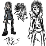 The Big Bad Wolf Concept by JitterbugJive