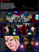 PAGE ONE by ARTISTBAKER2011