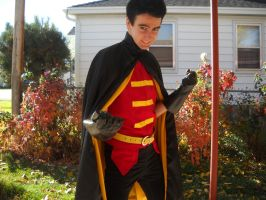 Dick Grayson YOUNG JUSTICE by Hatsu-Robin