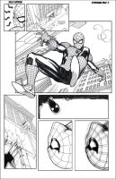 SDCC 2008 tryout Spiderman 2 by KEGO44
