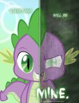 MLP - Two Sides of Spike by TehJadeh