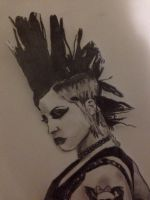 Brody Dalle by markindie777