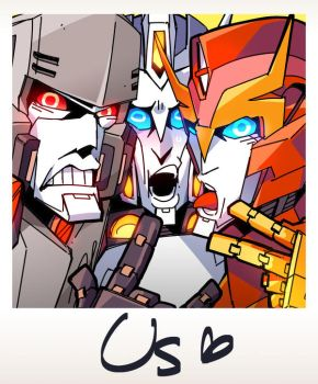 MTMTE: Family photo by c0ralus