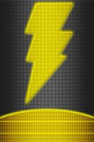 Black Adam Costume background by KalEl7