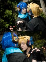 Magnet: Attracted To You by CosplayerWithCamera