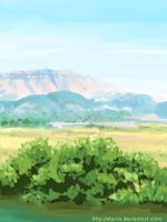 background practice 1 by starca