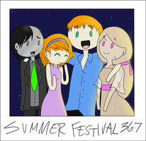 Summer Festival 367 by AskPrinceCal