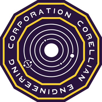 Corellian Engineering Corporation Logo by viperaviator