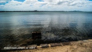 View of the bay, Geelong by MattHrkac