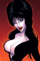 Elvira Mistress of the Dark by DennisBudd