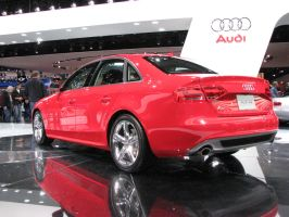 Audi A4 3.2 by Big-D-pictures