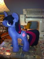 Mini Twilight Sparkle by SwiftStitchCreations