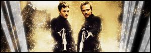The Boondock Saints by TrentPraeger