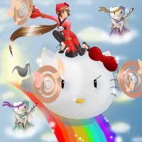 Hello Kitty Musical Heaven by PolyMune
