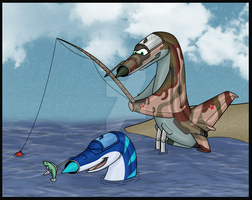 [T] Fishing Fishbeds by TheAngryFishbed