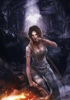 Tomb Raider Reborn by Vindnae
